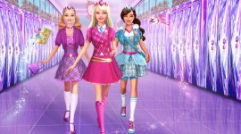 Barbie The Princess & The Popstar Wallpaper#2