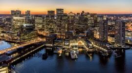 Boston Desktop Wallpaper HD