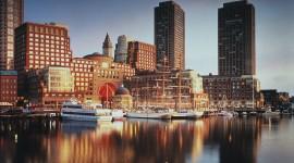 Boston Desktop Wallpaper HQ