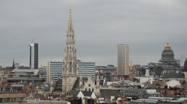 Brussels High Quality Wallpaper