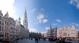 Brussels Wallpaper Download Free