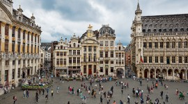Brussels Wallpaper High Definition
