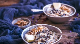 Buckwheat Porridge Wallpaper For IPhone