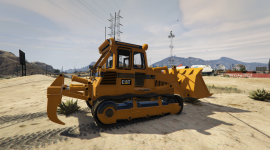 Bulldozer Desktop Wallpaper For PC