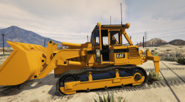 Bulldozer Desktop Wallpaper Free
