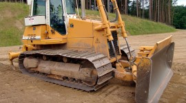 Bulldozer Wallpaper Download