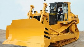 Bulldozer Wallpaper Full HD