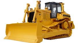 Bulldozer Wallpaper High Definition