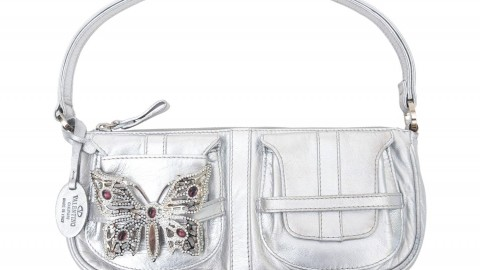 Butterfly Rhinestone Purse wallpapers high quality