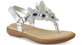 Butterfly Rhinestone Sandals Desktop Wallpaper