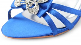 Butterfly Rhinestone Sandals Wallpaper Free