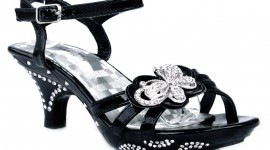 Butterfly Rhinestone Sandals Wallpaper Full HD