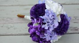 Carnation Purple Desktop Wallpaper