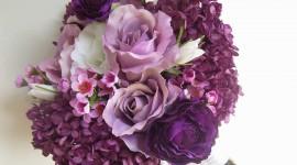 Carnation Purple Desktop Wallpaper For PC