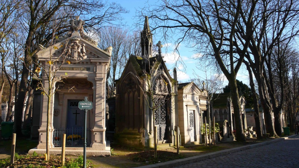 Cemetery In Paris wallpapers HD