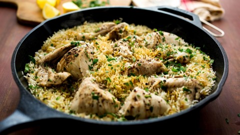 Chicken With Rice wallpapers high quality