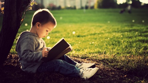 Children Read wallpapers high quality