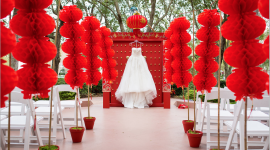 Chinese Wedding Desktop Wallpaper