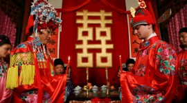 Chinese Wedding Wallpaper