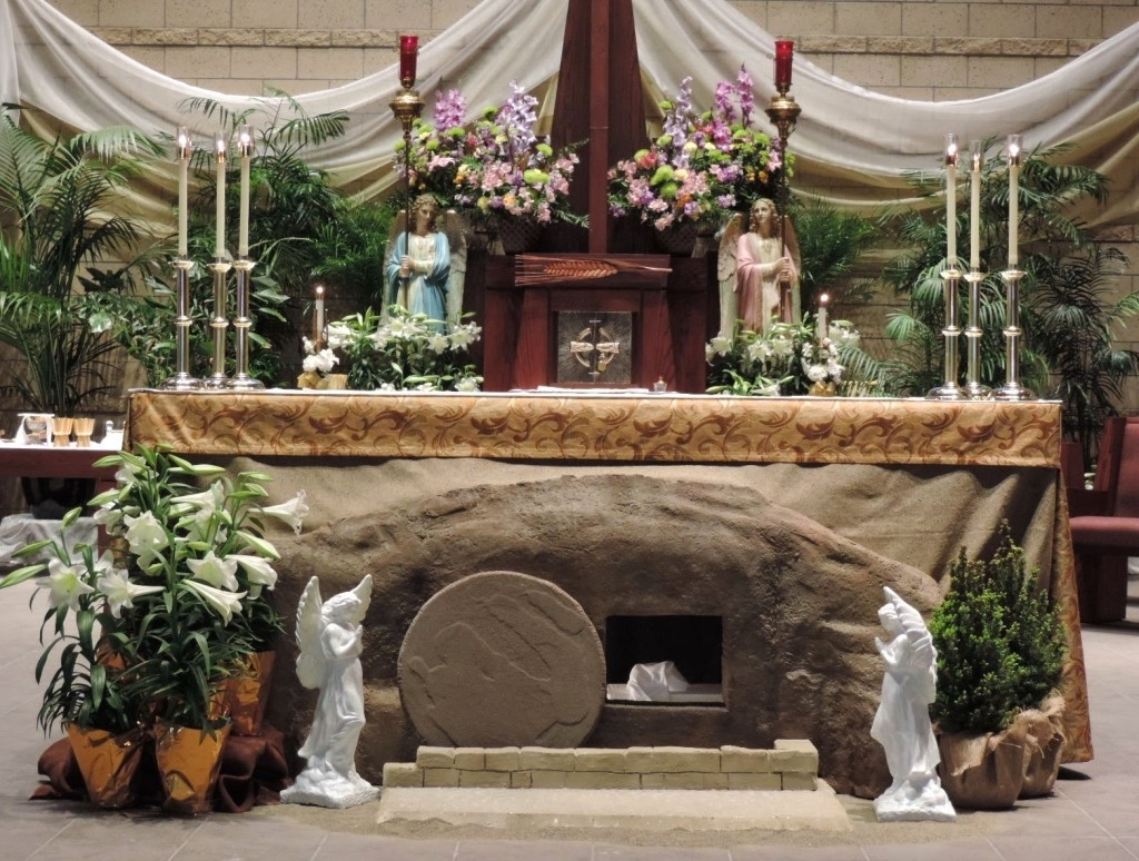 Church Easter Wallpapers High Quality Download Free