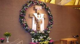 Church Easter Wallpaper Free