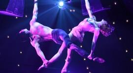 Circus Gymnastics Desktop Wallpaper HD