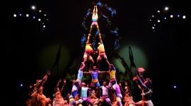 Circus Gymnastics Wallpaper Download