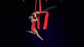 Circus Gymnastics Wallpaper Full HD
