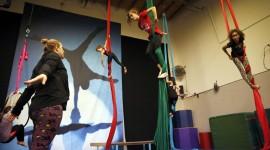 Circus Gymnastics Wallpaper HQ#1