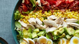 Cobb Salad Best Wallpaper