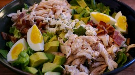 Cobb Salad Photo Free