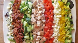 Cobb Salad Wallpaper