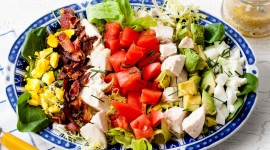 Cobb Salad Wallpaper For Desktop