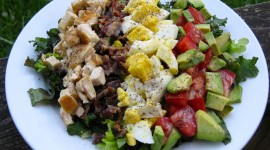 Cobb Salad Wallpaper HQ