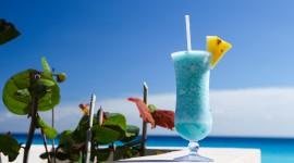 Cocktail Blue Hawaii Wallpaper For Desktop