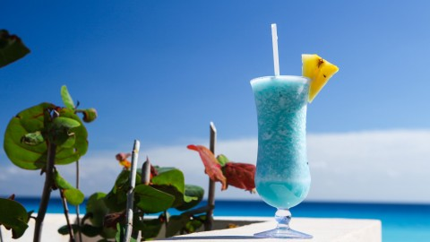Cocktail Blue Hawaii wallpapers high quality