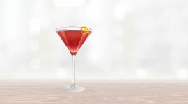 Cocktail Cosmopolitan High Quality Wallpaper