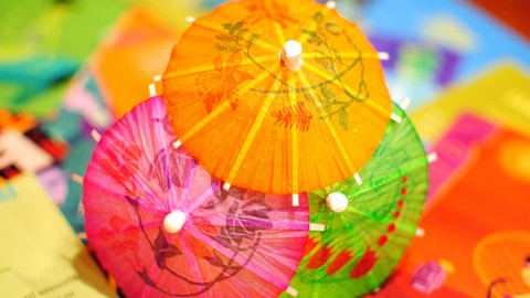 Cocktail Umbrellas wallpapers high quality
