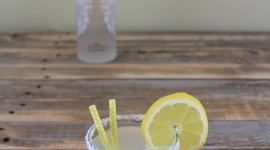 Cocktail With Lemon Wallpaper For Android#3