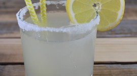 Cocktail With Lemon Wallpaper For Android#4
