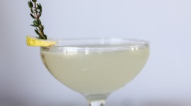 Cocktail With Lemon Wallpaper For Mobile#1