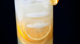 Cocktail With Lemon Wallpaper For Mobile#2
