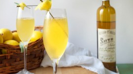 Cocktail With Lemon Wallpaper Gallery