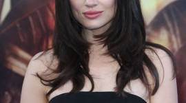 Crystal Reed Wallpaper For IPhone