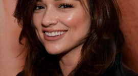 Crystal Reed Wallpaper For IPhone Free