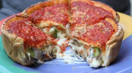 Deep Pizza Chicago Photo Download