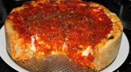 Deep Pizza Chicago Wallpaper