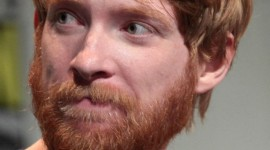 Domhnall Gleeson Wallpaper For IPhone Download