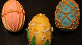 Easter Cakes Photo