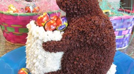 Easter Cakes Wallpaper For IPhone#1
